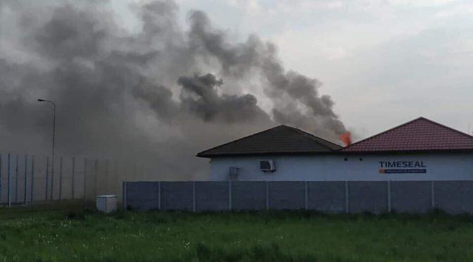 Požár RD