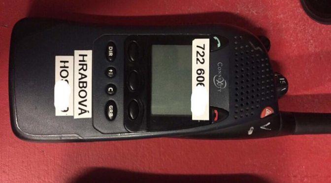 Radiokomunikace