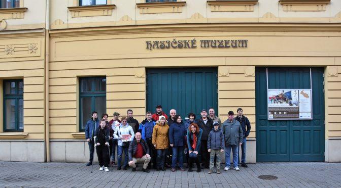 Výprava do Hasičského muzea vPřívozu