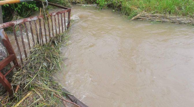Kontrola vodních toků