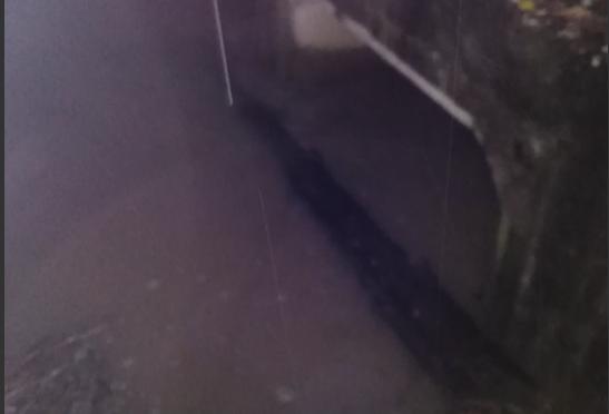 Odstranění klády z potoku