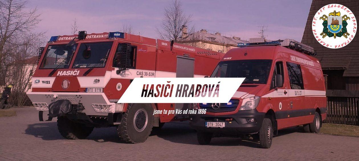 SH ČMS – Sbor dobrovolných hasičů Hrabová