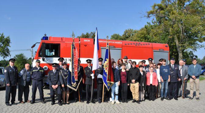 Sbor dobrovolných hasičů oslavil 125 let